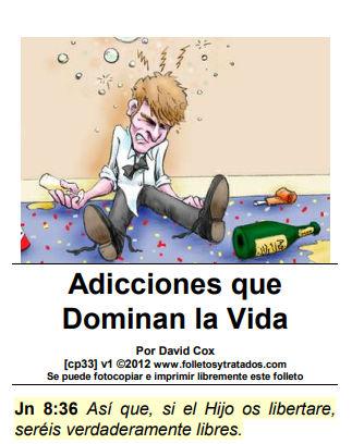 cp33 addicciones que dominan la vida