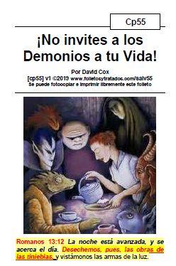 cp55 ¡No invites a los Demonios a tu vida!